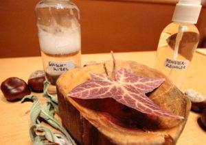 Reinigung, Desinfektion, Bleichen - in und aus der Natur